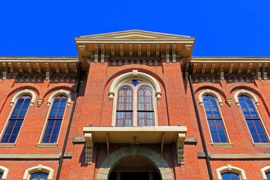 Delaware County Courthouse; Delaware, Ohio – Civic Arts Project